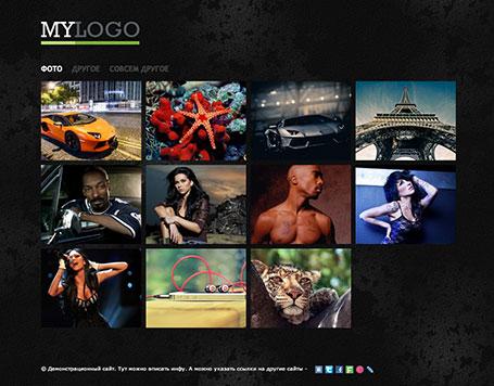 Сделать сайт портфолио фотографа сделать сайт мультиязычным отдельными страницами